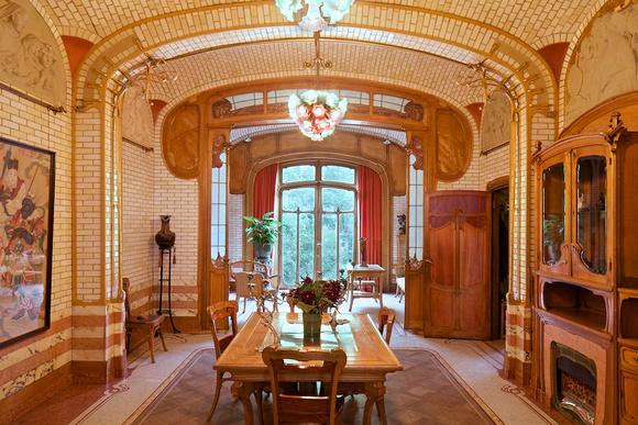 Art nouveau a bruxelles arsnow magazine for Nouveau decoration maison